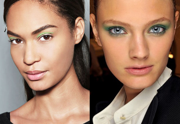 makeup greenery