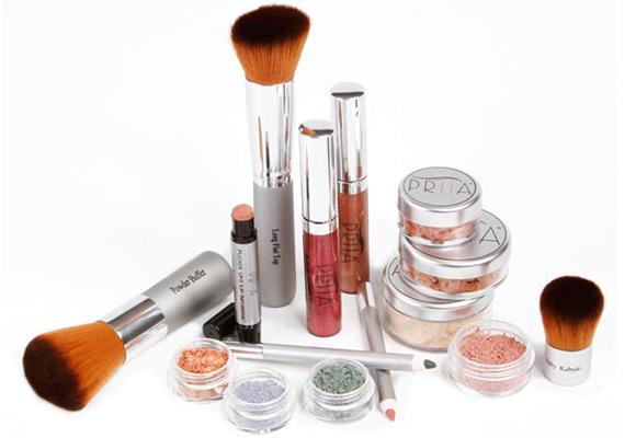 prodotti per li make up
