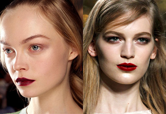 make up Rochas Nina Ricci 2012