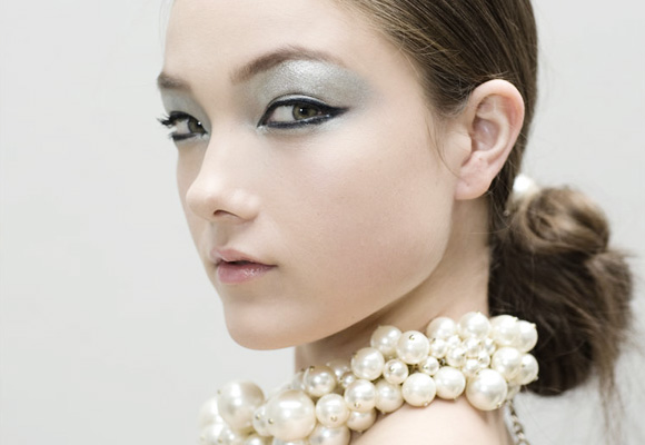trucco chanel primavera estate 2013