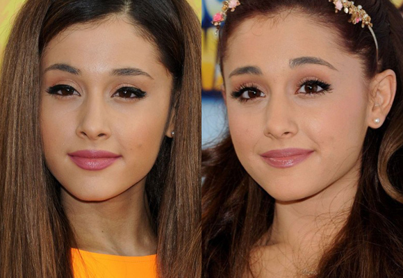 make up ariana grande