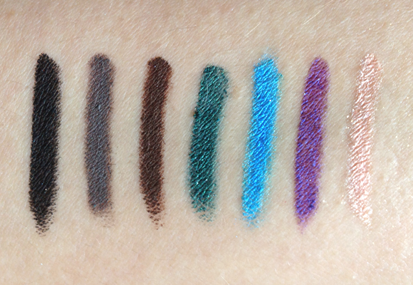 matite sephora waterproof swatch colori