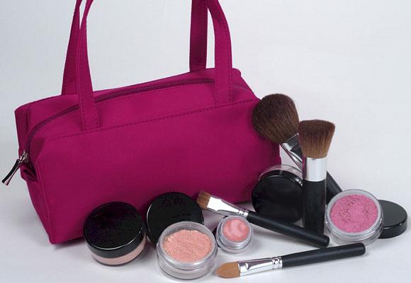 prodotti da portare con se in borsa